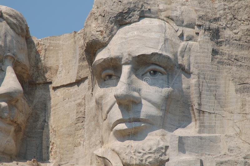 Abraham Lincoln stock fotografie