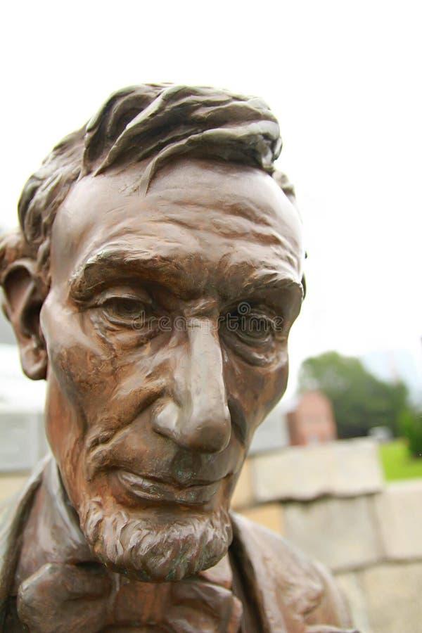 Abraham Lincoln royalty-vrije stock foto's