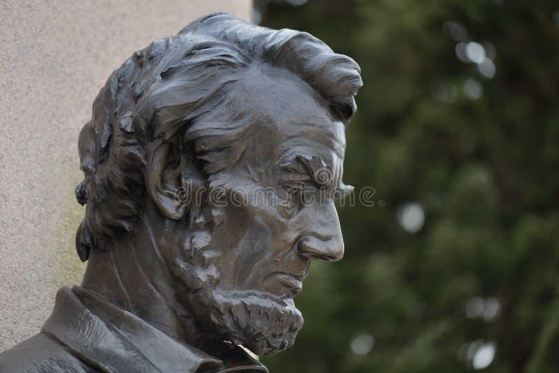 Abraham Lincoln photos libres de droits