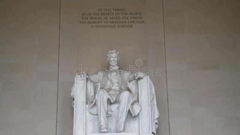 Abraham Lincoln stock images