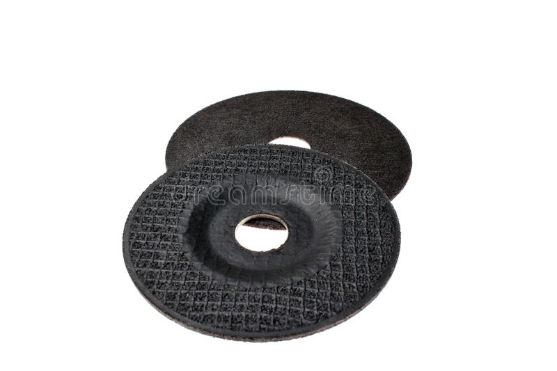 Abrasive Discs Royalty Free Stock Images