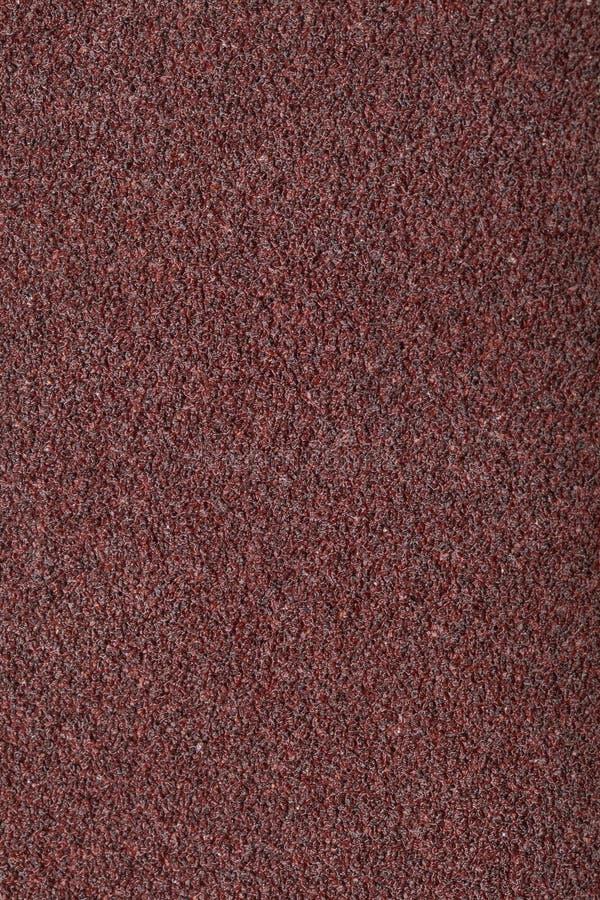 Sandpaper texture stock photography