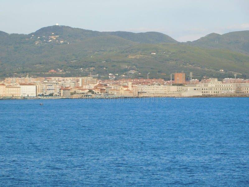 Abreise Italien stockbilder