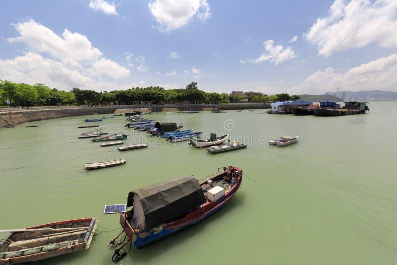 Download Abrigo Da Ilhota Famosa Do Gulangyu Foto de Stock - Imagem de skyline, bonito: 80100372