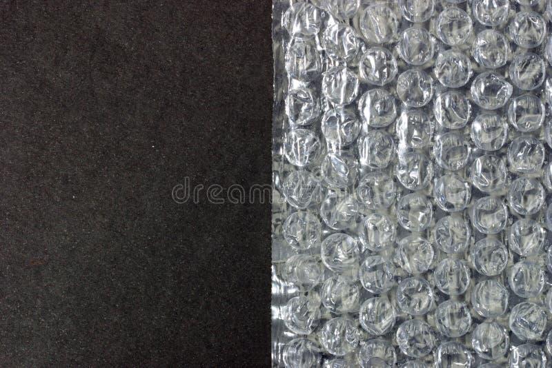Abrigo de burbuja imagen de archivo libre de regalías