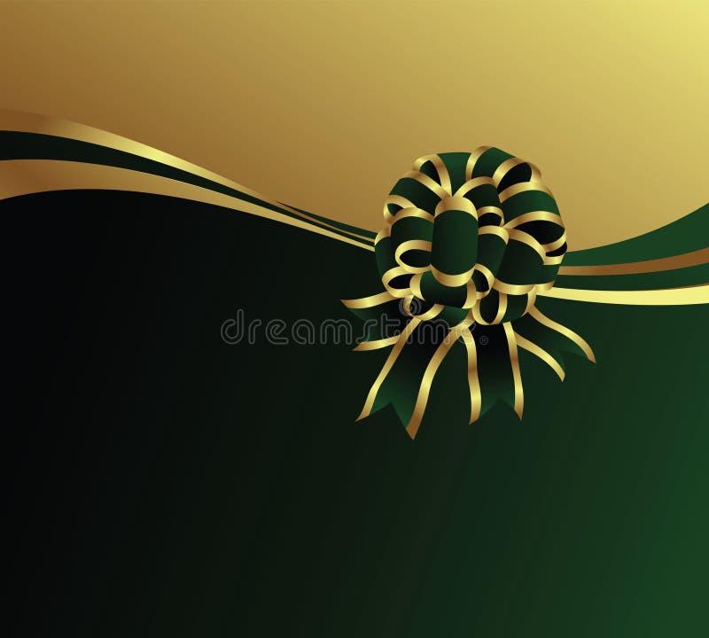 Abrigo de la cinta ilustración del vector