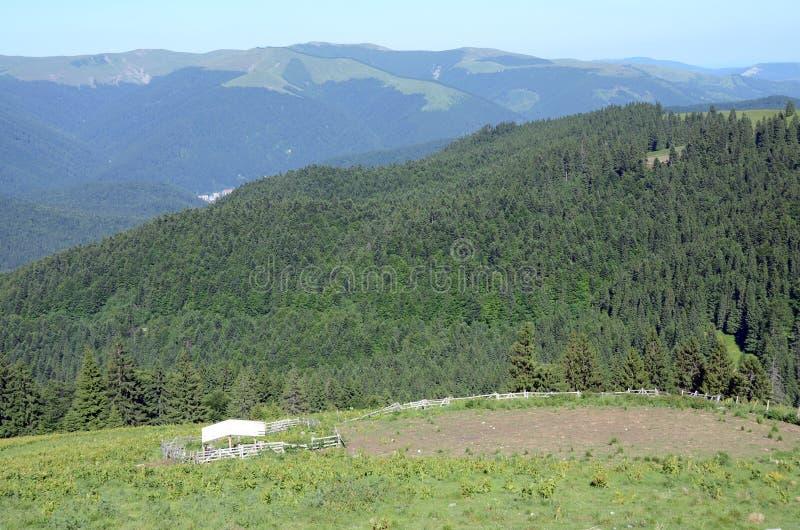 Abrigo de la montaña fotografía de archivo libre de regalías