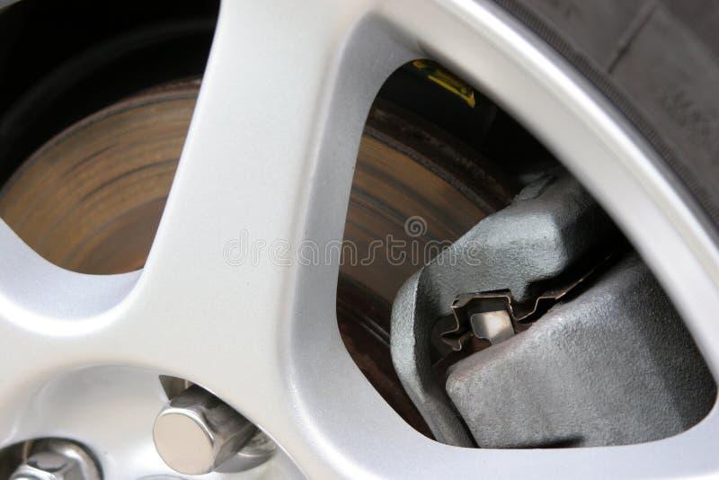ABS-Bremse Lizenzfreies Stockfoto