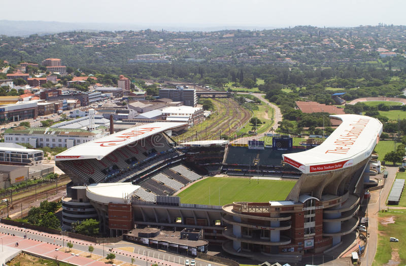 ABSA Stadium Editorial Stock Photo