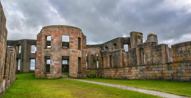 Abschüssiger Demesne und Hezlett-Haus, Castlerock, Londonderry, Nordirland lizenzfreie stockfotografie