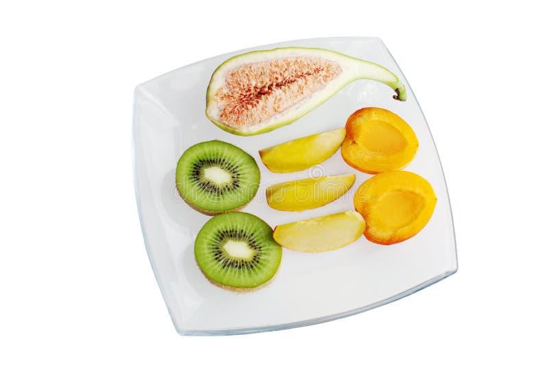 Abschluss der frischen Frucht oben lizenzfreie stockfotos