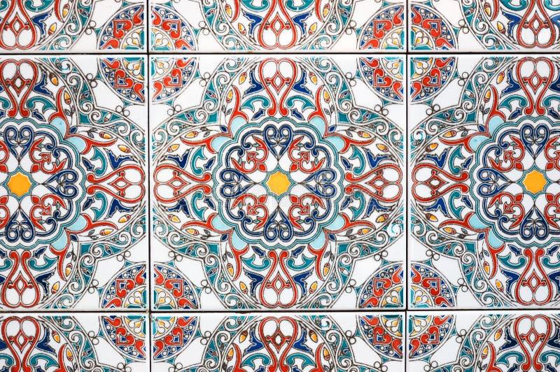 Keramikfliesen  Abschluss Oben Der Keramikfliesen Stockbild - Bild: 18457251