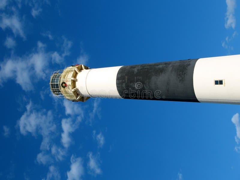 absecon大西洋城灯塔 库存照片