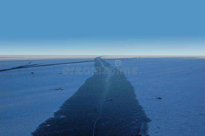 Download Absente stock image. Image of snow, polar, frozen, blue - 6831515