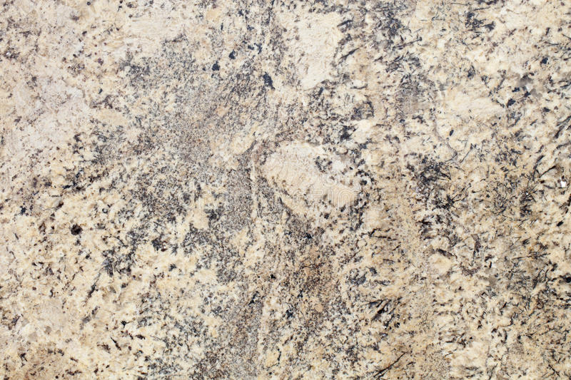 Absolute Cream Granite. Texture and pattern stock photo