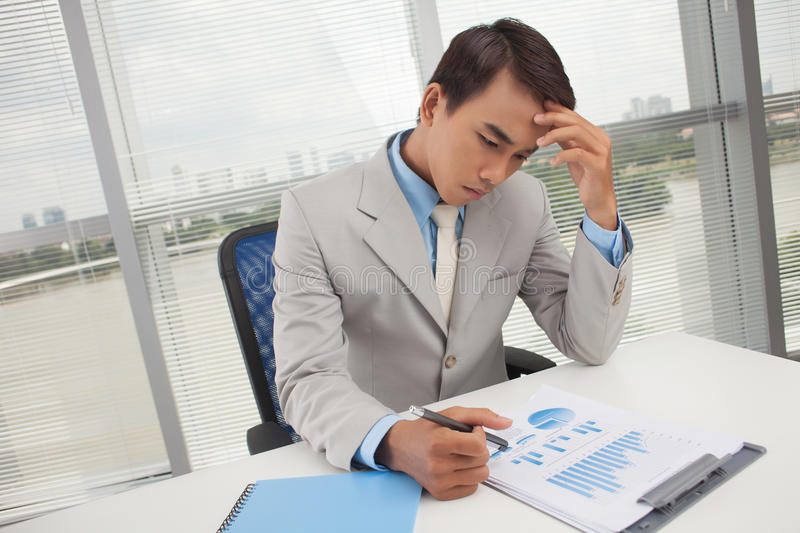 Download Absorbed In Work Royalty Free Stock Images - Image: 26493029