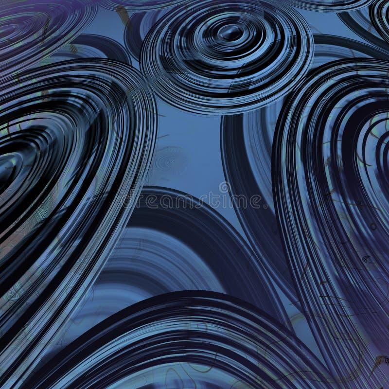 Absract-Stahl lizenzfreie abbildung