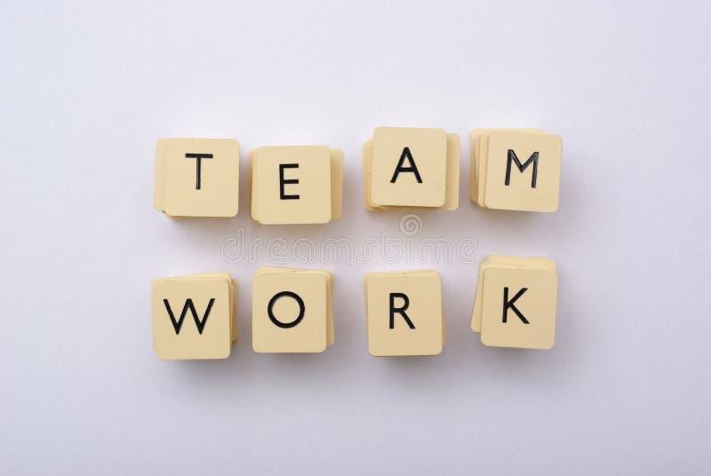 Abstact de travail d'équipe image stock