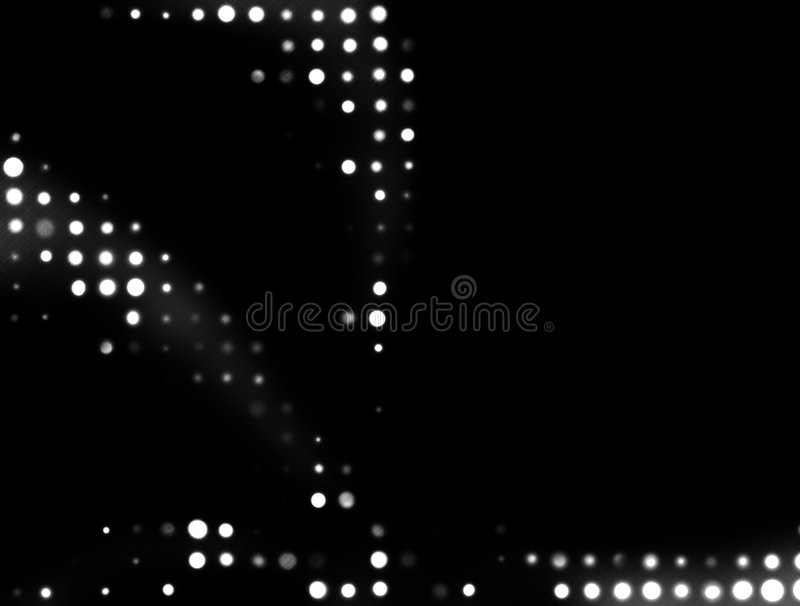 Download Abstact Halftone Dots stock illustration. Illustration of curve - 6383946