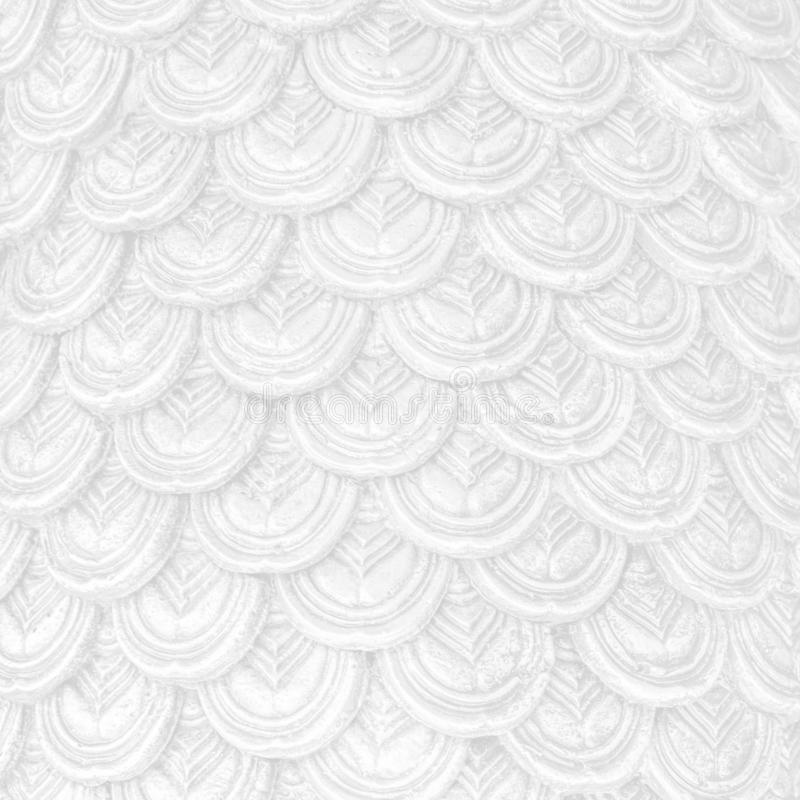 Abstact white scale texture background scale. Snake skim  fish pattern stock images