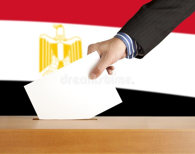 Abstimmung lizenzfreie stockfotografie