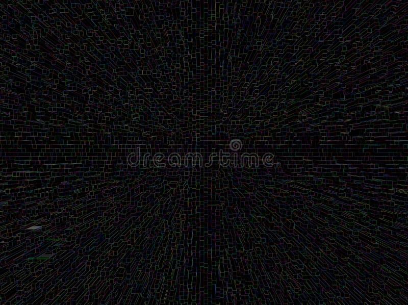 Abstrac imagem de stock