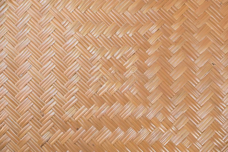 \'Abstrac background, Thai traditional hand craft made by bamboo. I. \'Abstrac background, Thai traditional hand craft made by bamboo royalty free stock photography