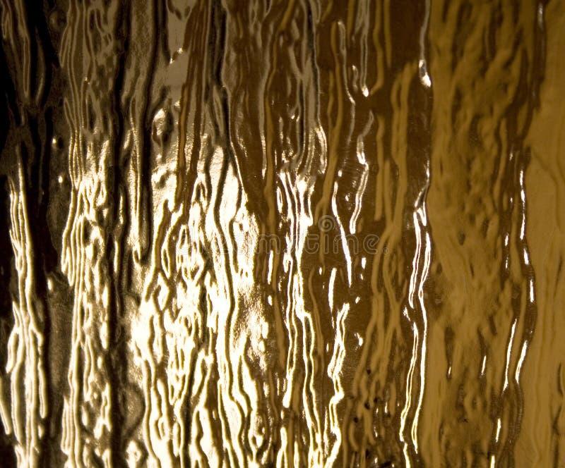 Abstracción de cristal imagen de archivo libre de regalías