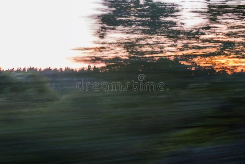 Abstracción de la velocidad fotos de archivo