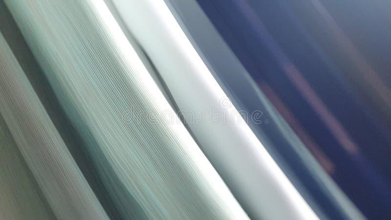 Abstracci?n Líneas ligeras paralelas rectas diagonales, rayas imagen de archivo