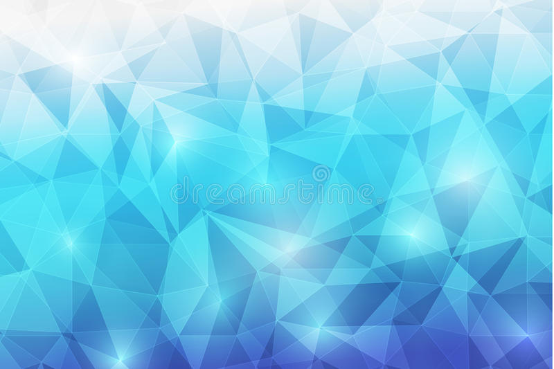 Abstrack background-09 de Trianggle imagens de stock royalty free