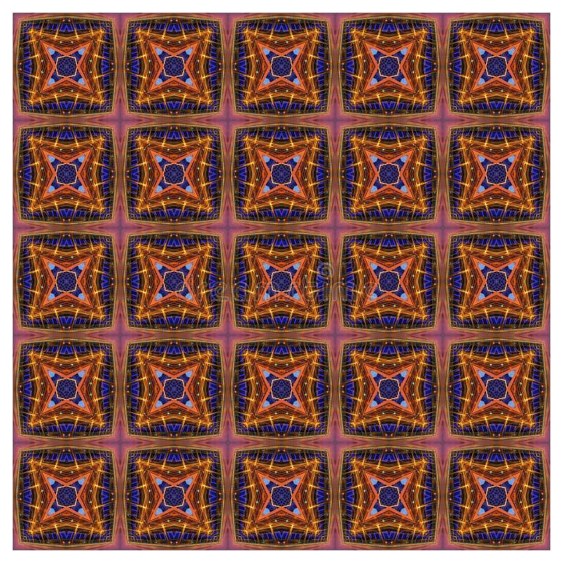 abstrack technich von der Blume lizenzfreies stockfoto