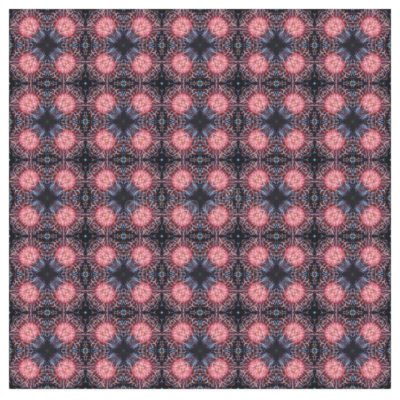 abstrack technich von der Blume stockfotos