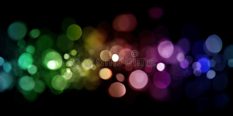 abstract światła zdjęcie royalty free