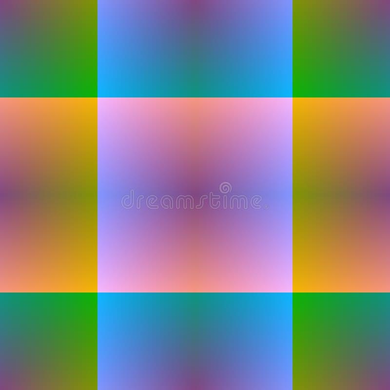 Abstract 3D Ontwerp stock illustratie