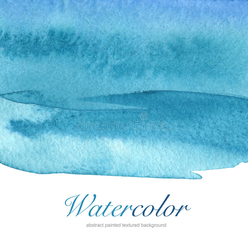 Abstract acrylic and watercolor painted background. Texture paper royalty free stock photo