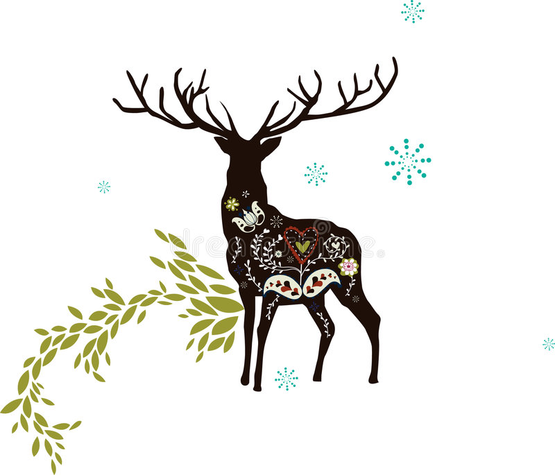 Download Abstract animal wallpaper stock vector. Illustration of season - 9013461