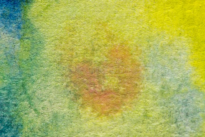 Watercolor art grunge texture backdrop abstract background royalty free stock image
