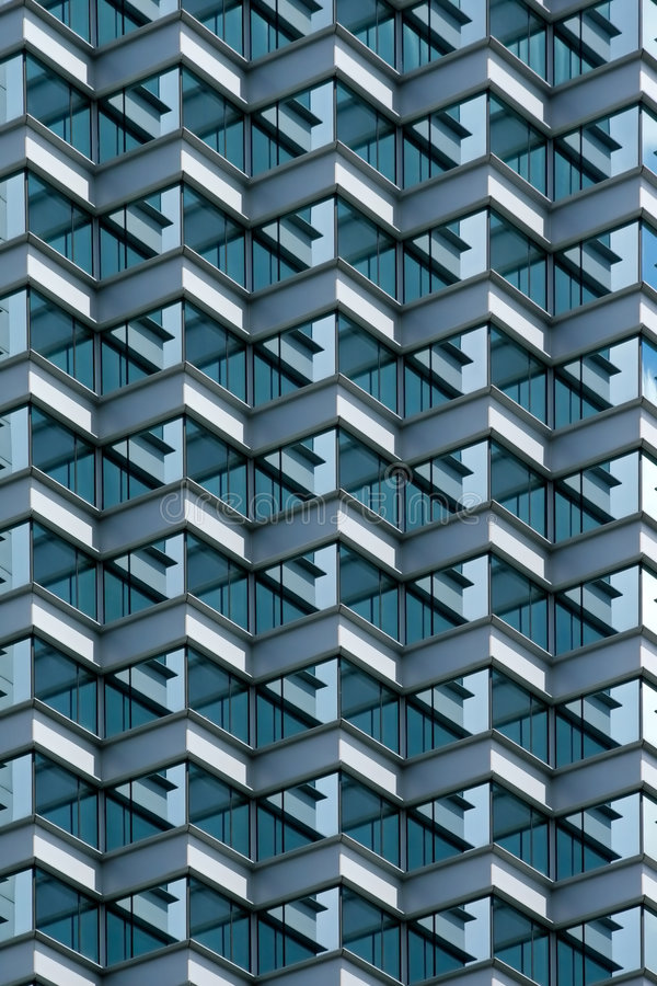 Abstract architecturaal patroon royalty-vrije stock fotografie