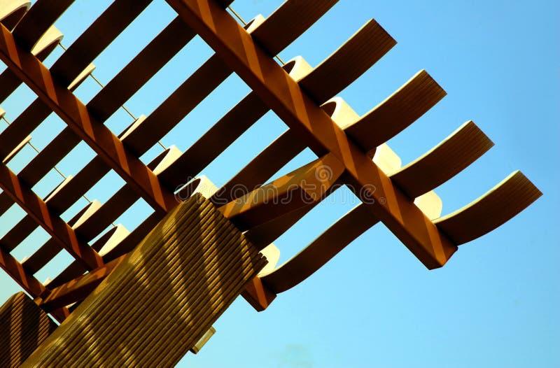 Abstract architectural design stock photos