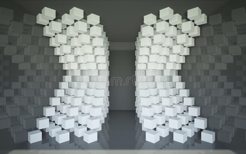 Download Abstract architecture stock illustration. Image of house - 25433820