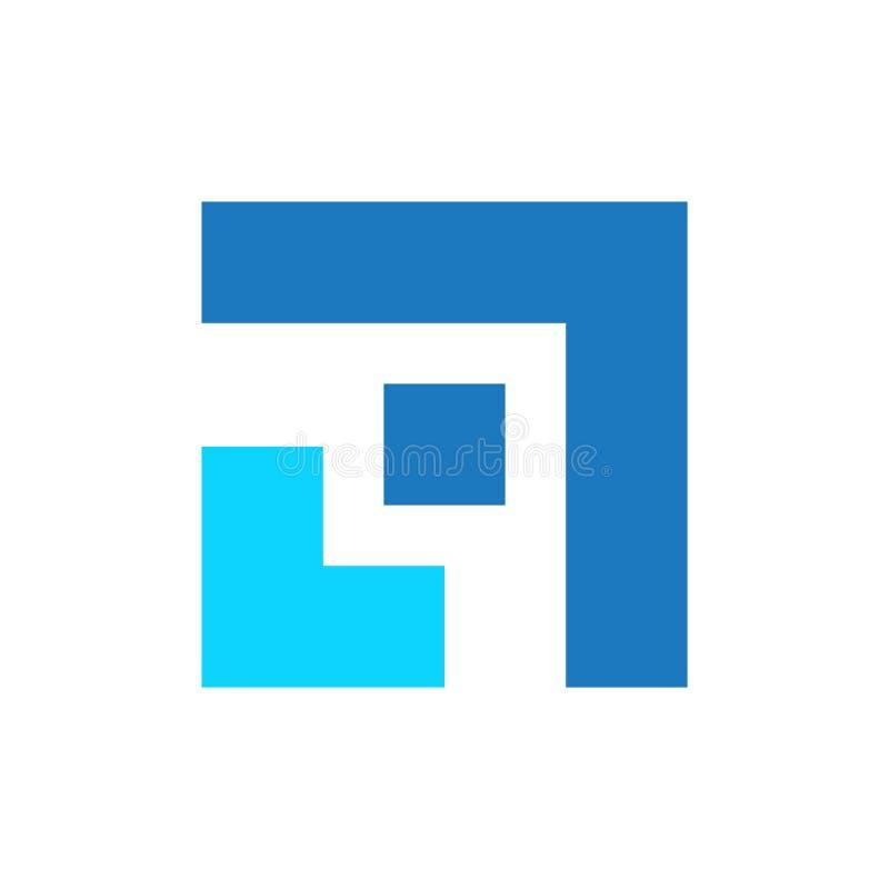An Abstract arrow concept logo vector illustration
