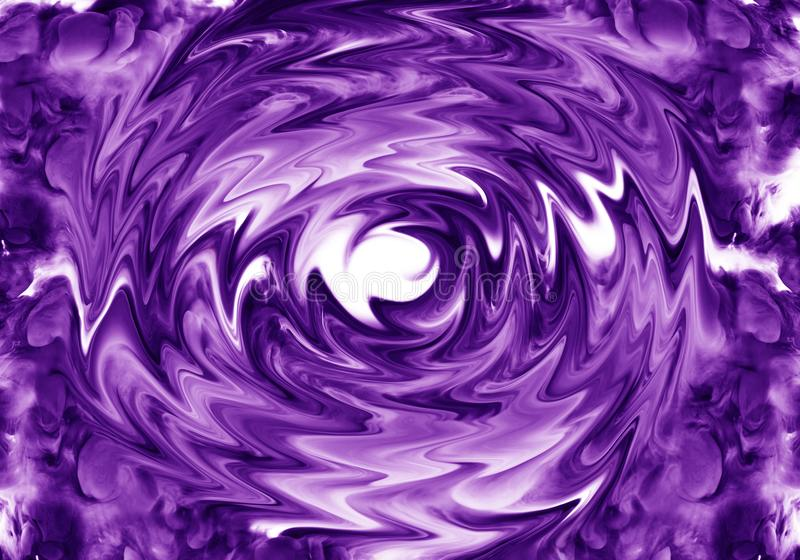 Abstract mauve Art acrylic color smoking background blur mix water ink. Abstract Art acrylic color green smoking background blur mix water ink stock images