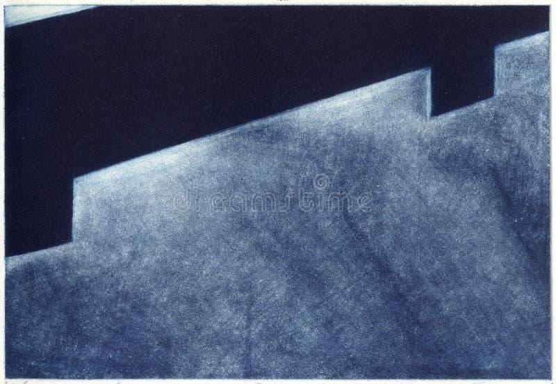 Download Abstract Art Artistic Block Printing Stock Illustration - Image: 2758796