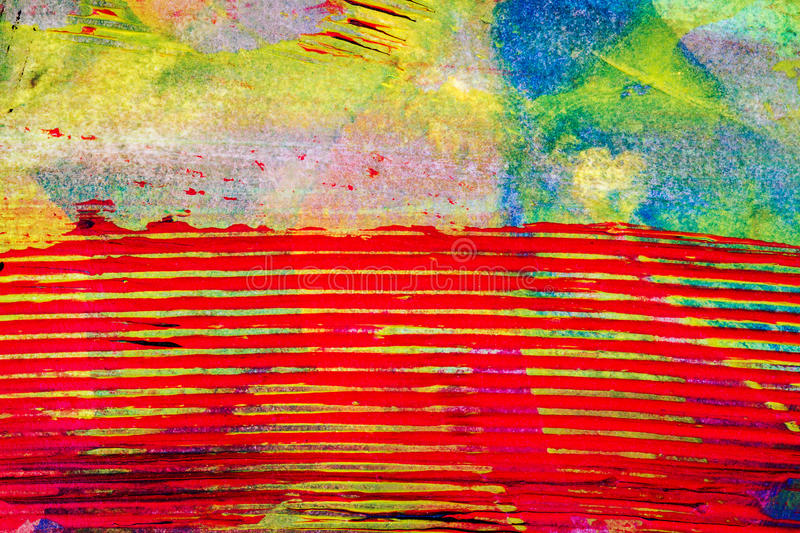 Download Abstract art background stock illustration. Image of canvas - 83709957