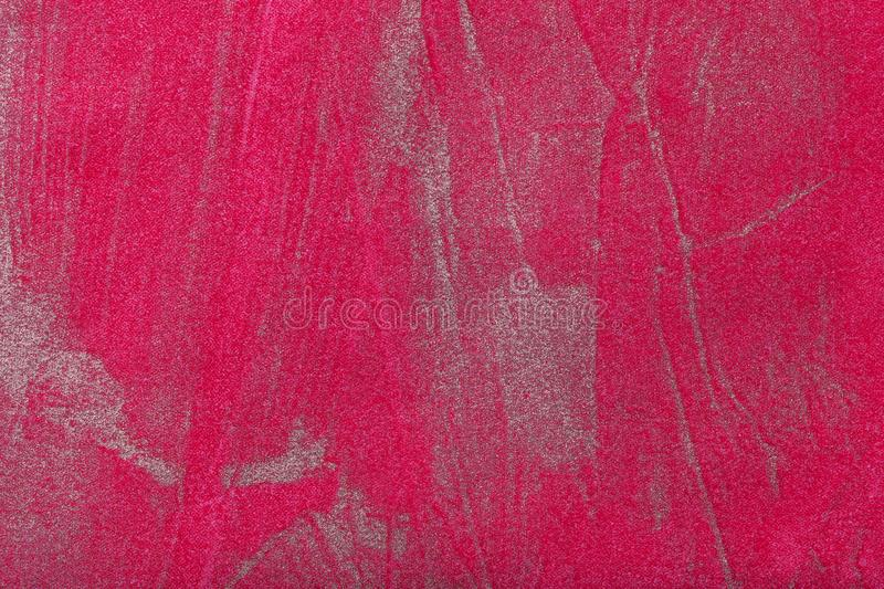 Abstract art background dark red with silver color. Multicolor painting on canvas. Abstract art background dark red with golden color. Multicolor painting on stock photo
