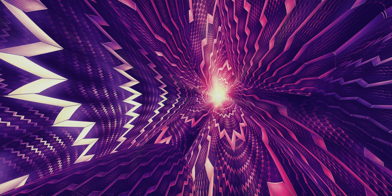 Abstract art background royalty free illustration