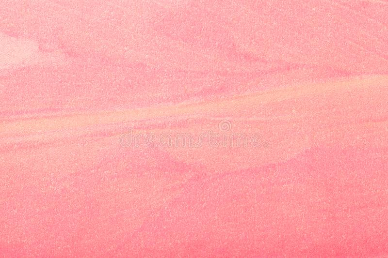 Abstract art background light pink color. Multicolor painting on canvas stock photography