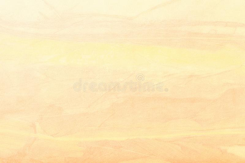 Abstract art background golden and yellow color. Multicolor painting on canvas. Abstract art background light yellow color. Multicolor painting on canvas stock photography