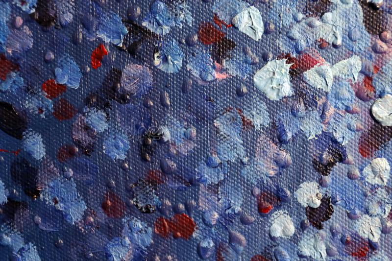 Abstract art background. Oil painting on canvas. Hand-painted. Contemporary art. Fragment of artwork.  royalty free stock images